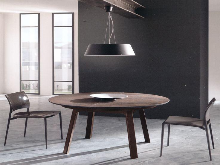 best 25 table ronde extensible ideas on pinterest video. Black Bedroom Furniture Sets. Home Design Ideas