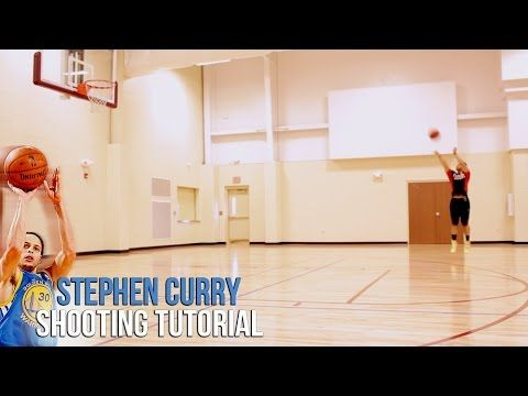 How To: Stephen Curry Shooting! - YouTube