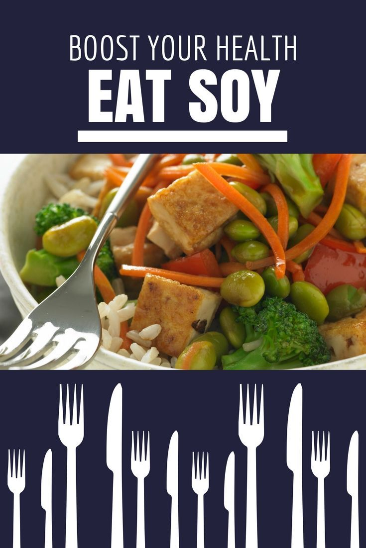Eating a balanced diet is a challenge for everyone. The good news...it's easy to eat healthy with soy! Soybeans have many nutritional benefits.  http://kansasfarmfoodconnection.org/blog/2016/10/28/eat-soy-for-a-health-boost