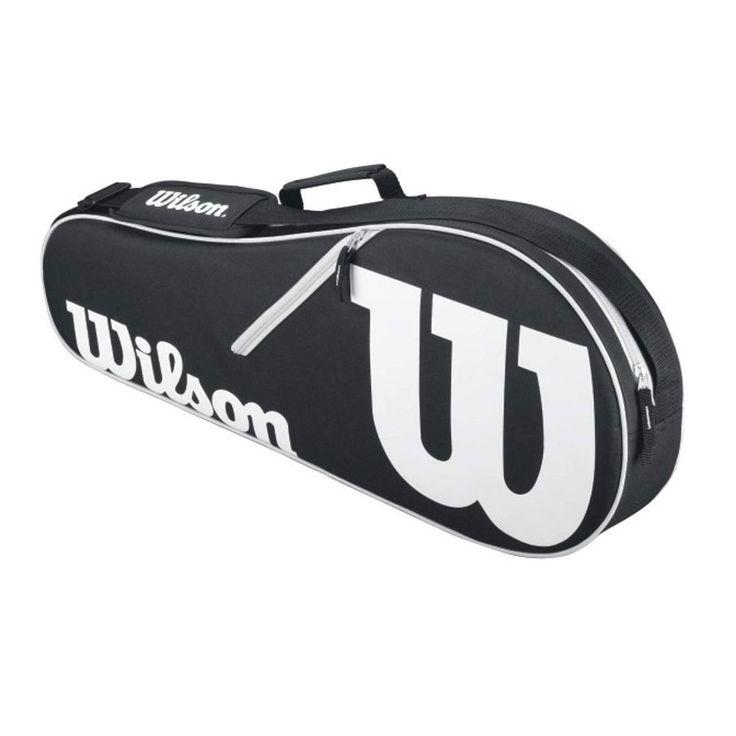 Wilson Advantage II Triple Tennis Bag - Adult, Black