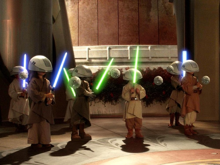 Over a thousand generations, the Jedi Order perfected its method for training new Knights. Indoctrination began in infancy with sophisticated scientific examinations to determine Force-sensitivity by measuring midi-chlorian levels. Luke, on the other hand, has a G.E.D. If the Order was a factory, then Luke is an amateur craftsman -- cobbling together Jedi one apprentice at a time.