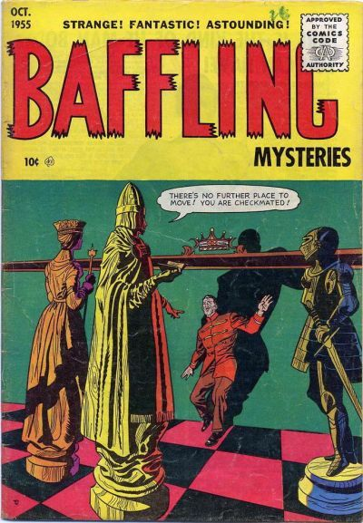 50 Best Mystery Writers: 925 Best Horror Comics Of The 50s & 60s Images On
