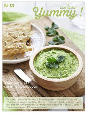 Yummy Magazine N°13 - Nouvelle formule !