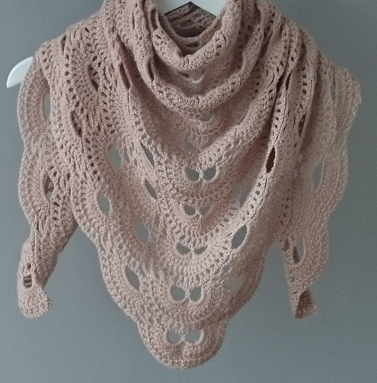 Crochet Pattern Virus Shawl : ... Shawl - Triangle Virus Scarf, Wrap Crochet, Triangles and Shawl
