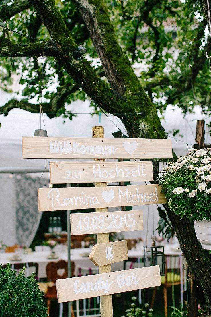 Bunte Boho Gartenhochzeit mit viel Liebe von Theresa Povilonis   Hochzeitsblog - The Little Wedding Corner