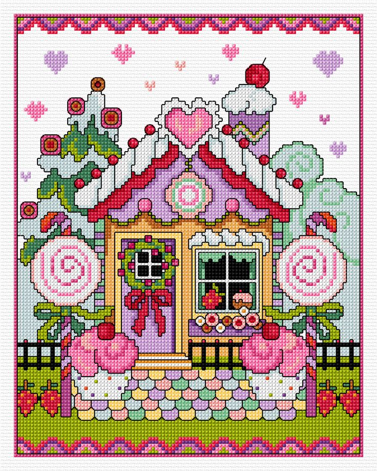 casa de los caramelos