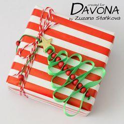 13 způsobů jak zabalit vánoční dárky