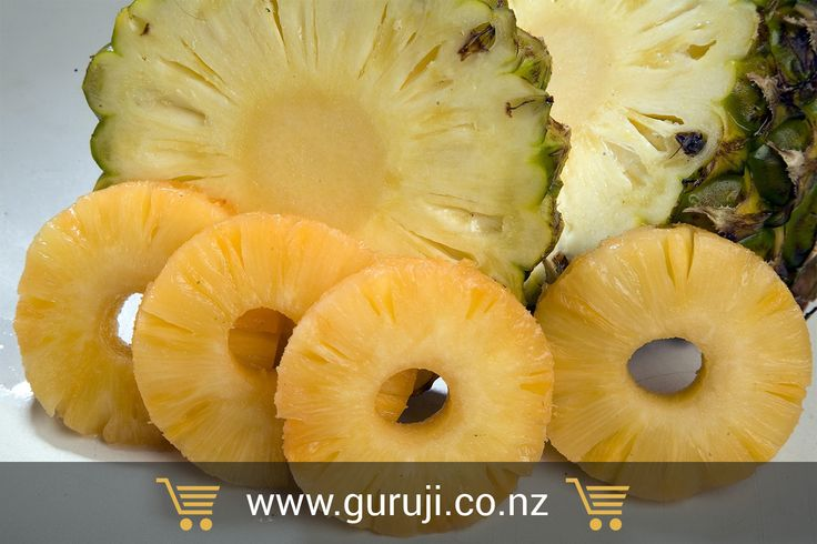 Pineapple rings are available online at GuruJi supermarket in Christchurch, NZ