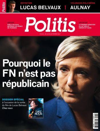 Le journal de BORIS VICTOR : Pourquoi le FN n'est pas républicain