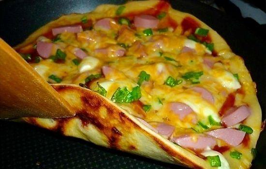 Рецепты пиццы на сковородке, секреты выбора ингредиентов и добавления