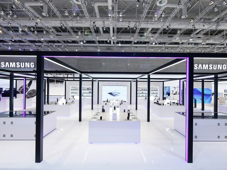 Samsung's IFA booth signals a shift towards more experiential trade show presentations - News - Frameweb