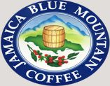 Blue Mountain - Jamaica Blue Mountain Coffee seal. CHeck out this blog. http://coolrilla.com/blogs.php?catcode=Shopping=Coffee=Good-Coffee=3793