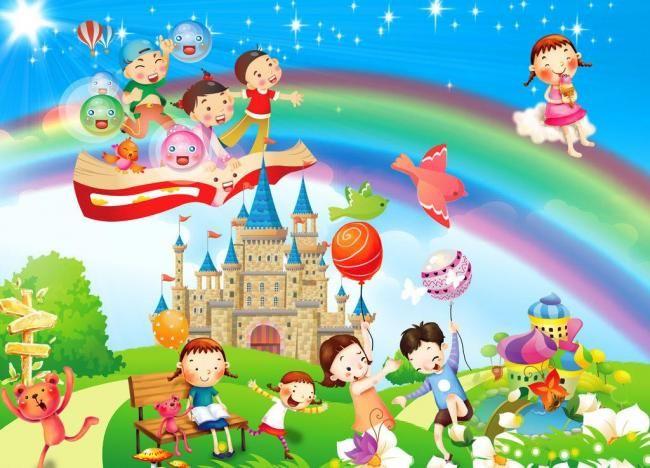 Картинки для баннера детский сад