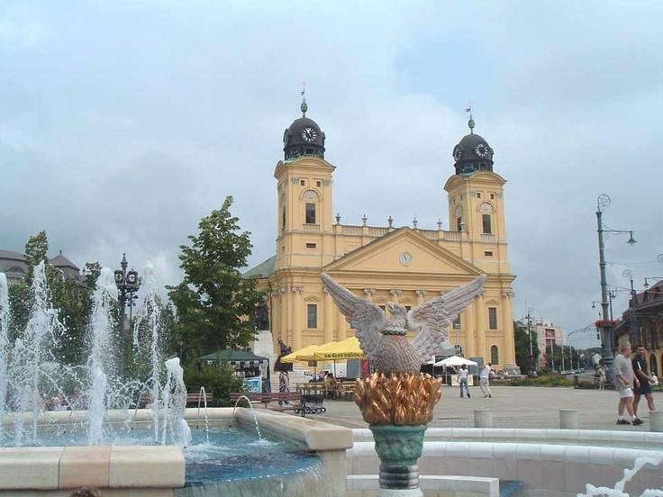 Debrecen, Square