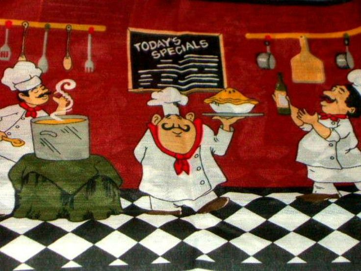 Decorate Your Fat Chef Themed Kitchen With This Delightful