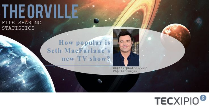 """The creator of """"Family Guy"""" and """"American Dad"""" has a new TV show. """"The Orville"""", produced by and starring Seth MacFarlane, put out its pilot episode on September 10, 2017. The sci-fi comedy-drama has been the subject of some critical discussions in the weeks since. How popular is """"The Orville"""" according to P2P users and TV show piracy?  Just one day after the pilot aired, 44 torrents of the sci-fi drama popped up on P2P networks. Read the full article..."""