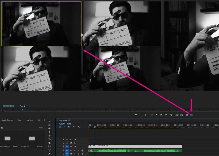Multicam Editing in Premiere Pro CC Tutorial Premiere