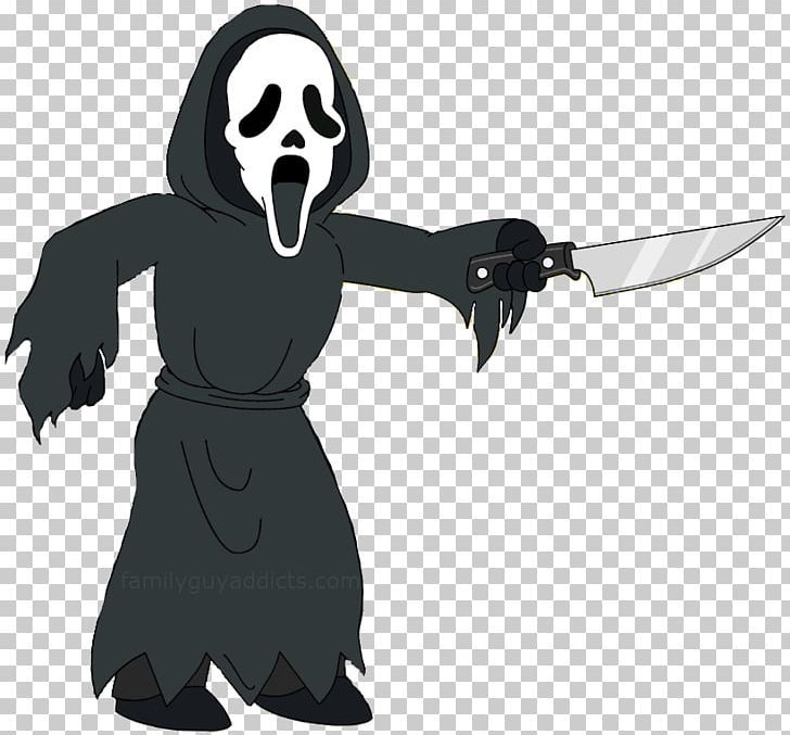 Ghostface Family Guy The Quest For Stuff Pinhead Scream Png Animation Cartoon Character Cold Weapon Family Family Guy Cartoon Ghostface Michael Myers