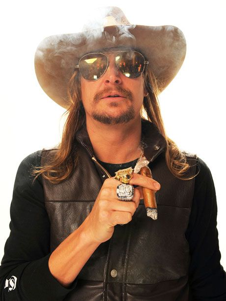 Kid Rock Is Just As Crazy You Think He
