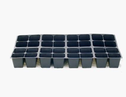 804 Plastic Garden Seedling Tray Insert