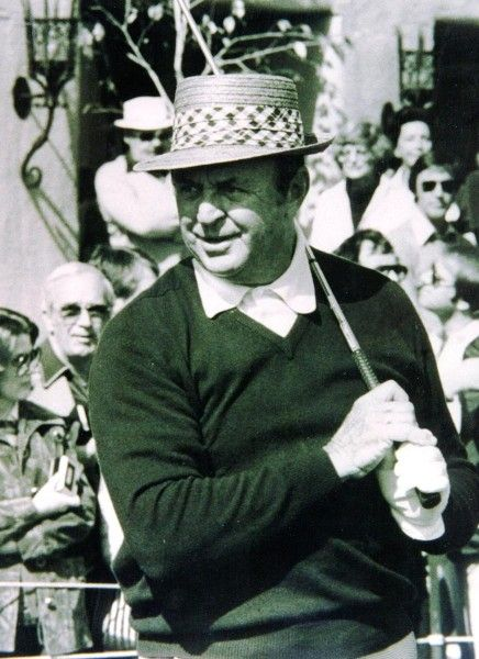 Top 10 Greatest Golfers of All Time - Sam Snead