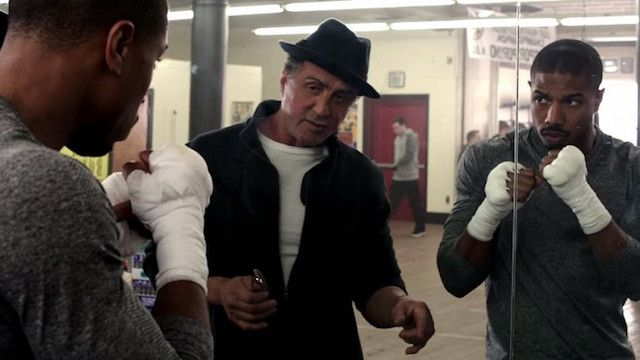 The 'Out Now with Aaron and Abe' podcast is happy to get into the ring with 'Creed' for this week's episode.