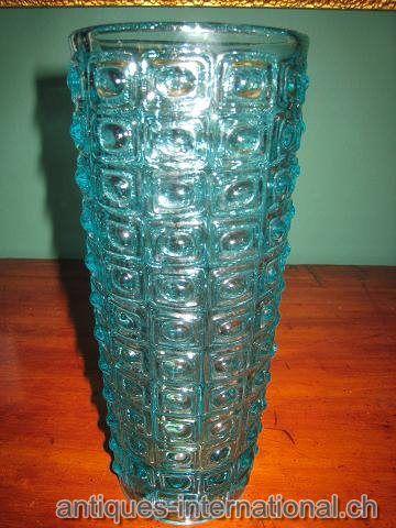 Designer vase by Frantisek Peceny 1974