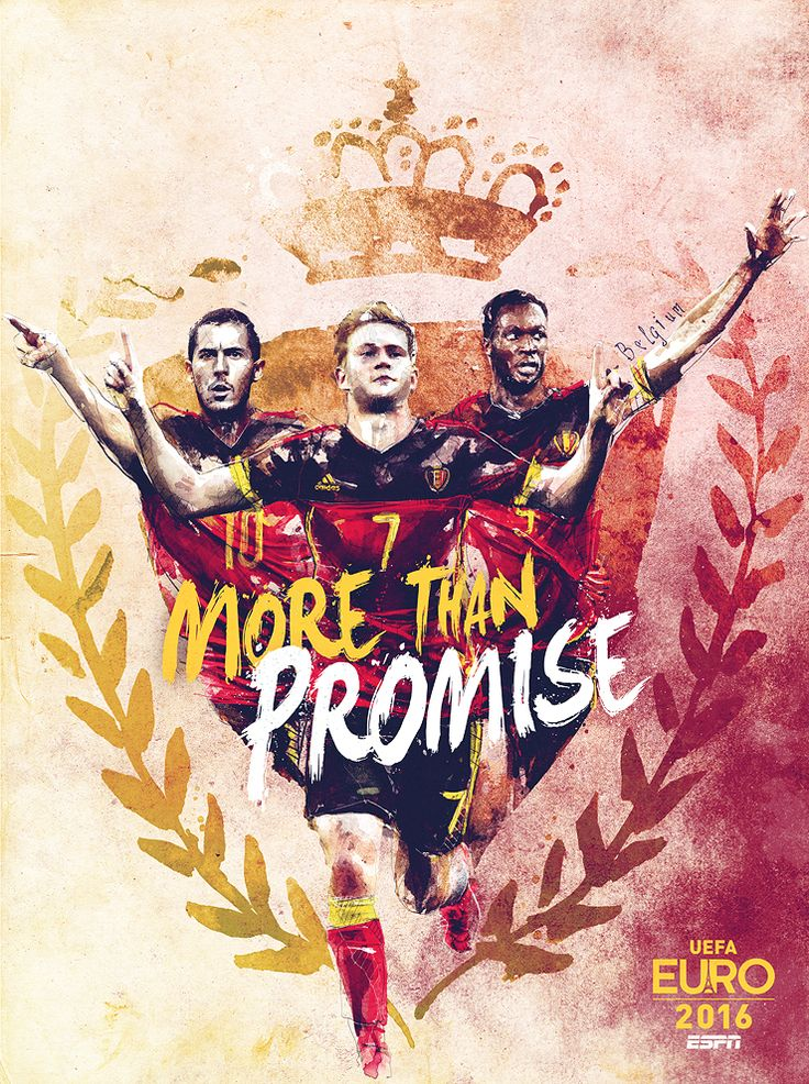 Cartazes ilustrativos da Eurocopa 2016 - 2 enjoy