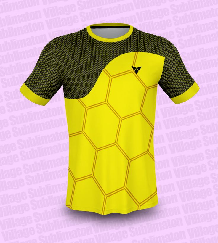 Hey check this yellow black football jersey