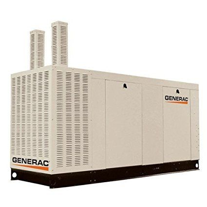 You'll Need at Least 10 to 15 of These in Series. It's Never Too Late to Launch a Kickstarter (Generac QT15068KNAC Liquid-Cooled 150kW Natural Gas Aluminum Commercial Generator)