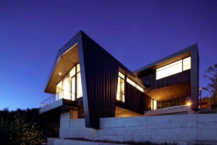 skylab architecture: skyline residenceWillamette Valley, Modern Home Design, House Design, Skylab Architecture, Buildings, Design Architecture, Skyline Resident, Cool House, Portland Oregon