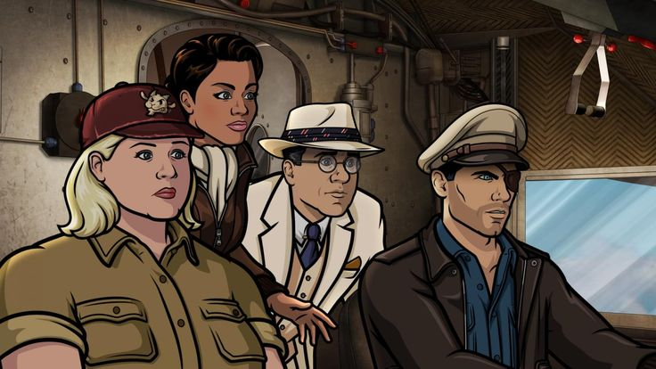 'Archer' Season 9 'Danger Island' Takes Series Further Into 'Total Recall' Lunacy