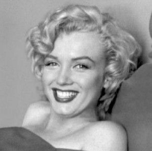 cool pic of marilyn