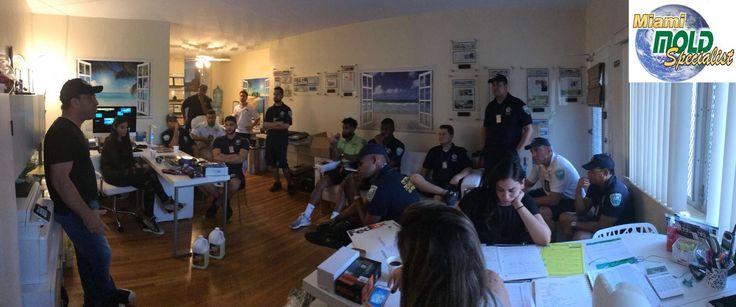 Reunión de talento humano en nuestra oficina localizada en South Beach.