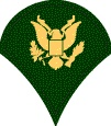 Specialist Rank US Army