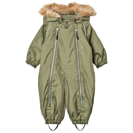 Ticket to heaven Snowsuit with Detachable Hood Four Leaf Clover Four Leaf Clover