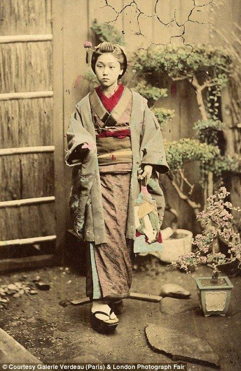 Normal people: Many of Beato's Japanese photos feature ordinary people going about their d...