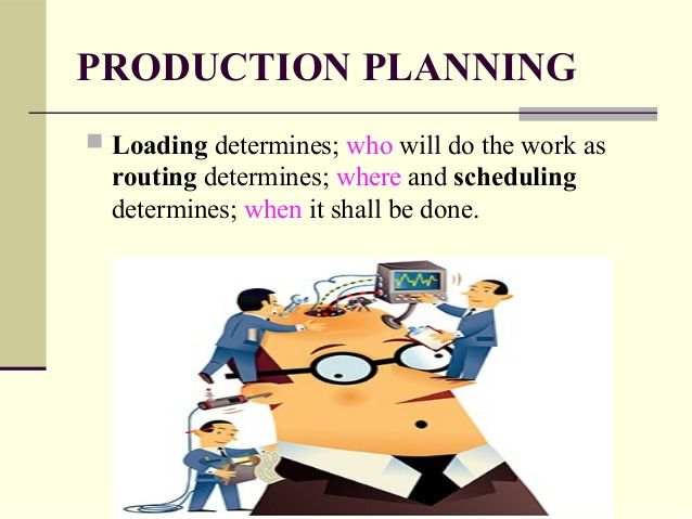 PLANNING PHASE  PRIOR PLANNING  Forecasting   Type, Quantitiy,Quality  Product Design   Specifications,Bill of Materials  Orde...