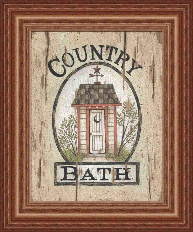 Americana Bathroom | Americana Bathroom Decor Ideas for an American Themed Interior ...