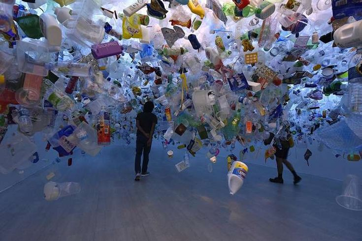 More than 20,000 pieces of discarded plastic - from water bottles and drinking straws to cling film and plastic bags - have found their way into a gallery at the Singapore Art Museum.. Read more at straitstimes.com.