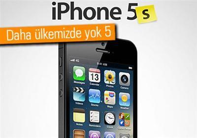İPhone'nın mucit firması Apple, İPhone 5S'in deneme amaçlı üretimlerine başlıyor.