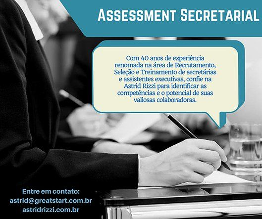 Assessment Secretarial
