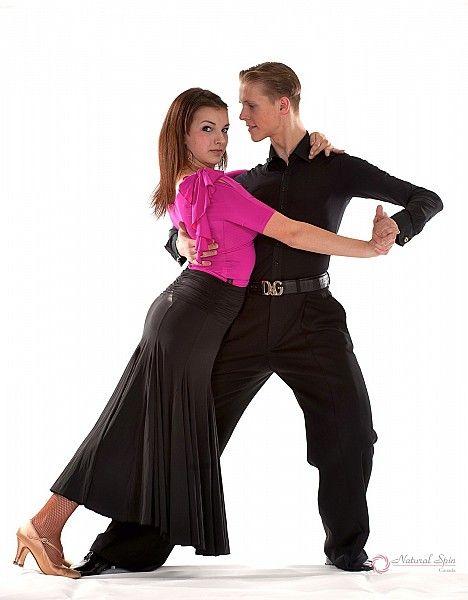 Natural Spin Signature Dance Tops(Short Sleeve):  LT06_PINK