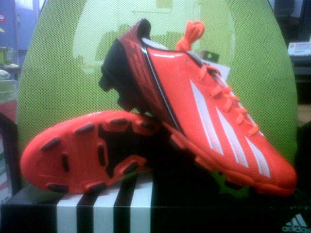 New Adidas F5