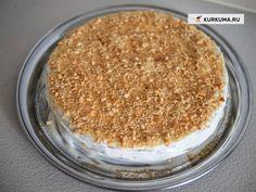 Торт «Медовик» — Вегетарианские рецепты