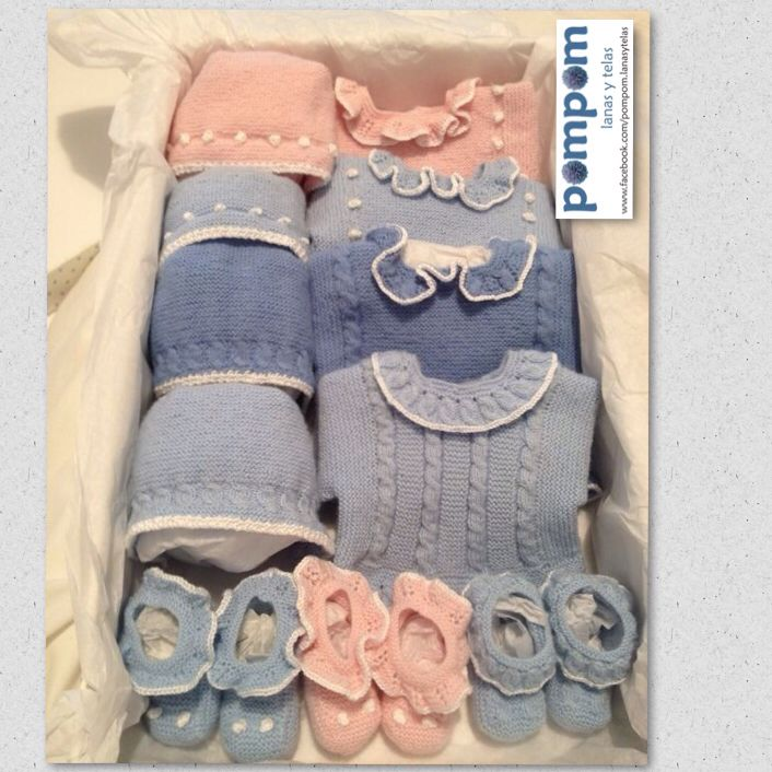 Jersey de bebe primera puesta