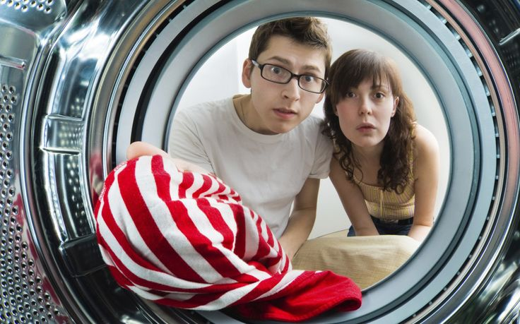 8 misstag du (antagligen) gör med din tvätt - My home