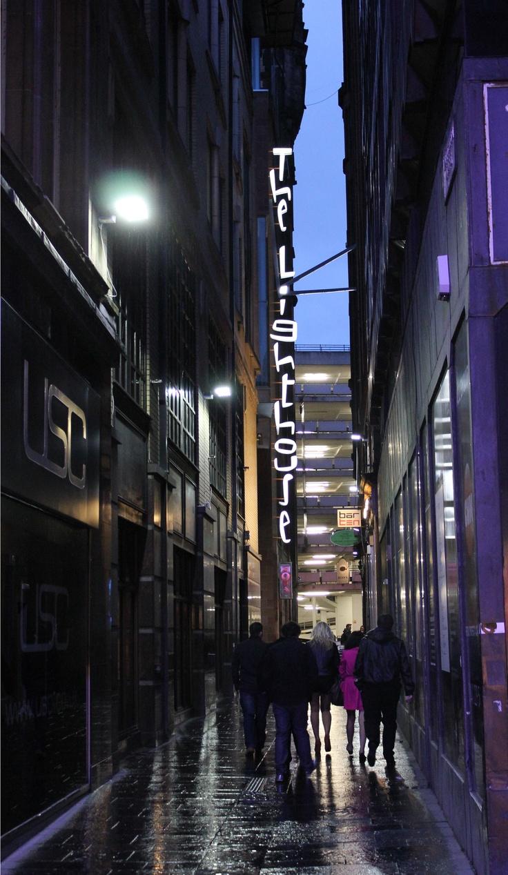 Off Buchanan Street - Glasgow, Scotland