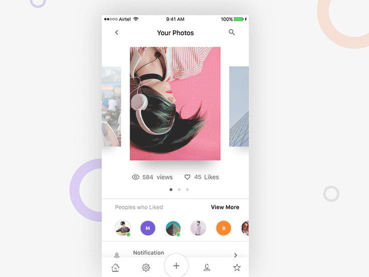 UI Interactions of the week #72 – Muzli -Design Inspiration