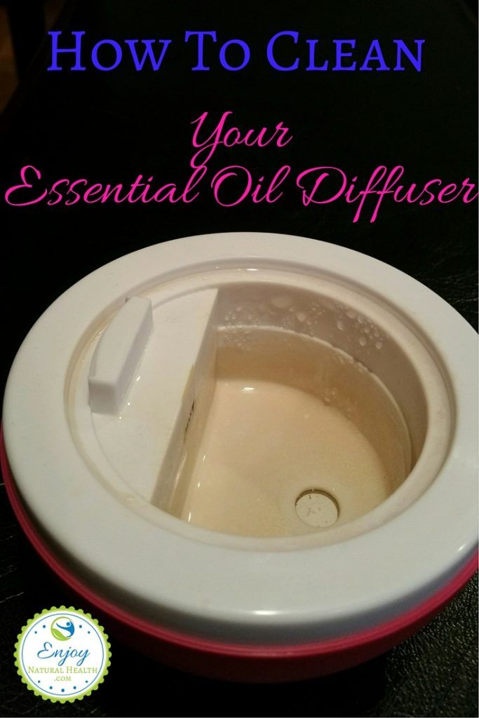 If you want to keep your diffuser in top shape, clean it regualrly. Here's how to do it in just a few easy steps.